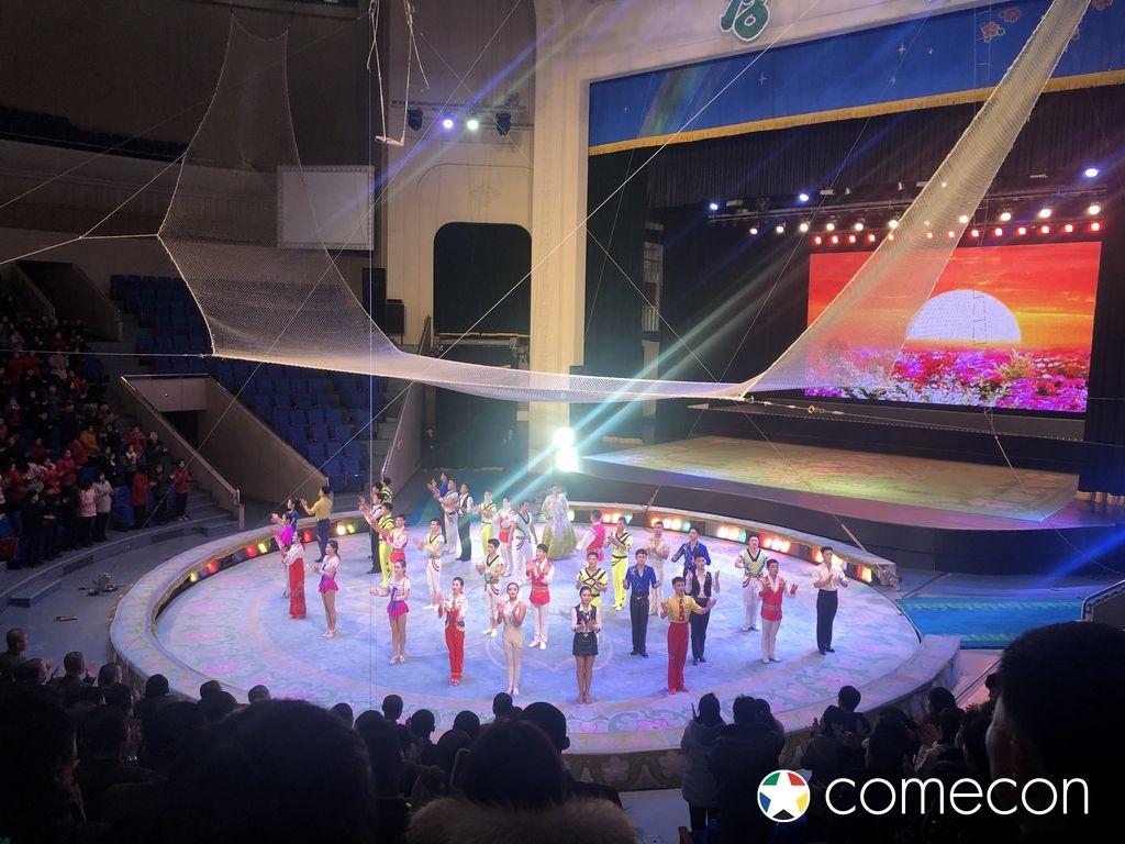 Circo Pyongyang