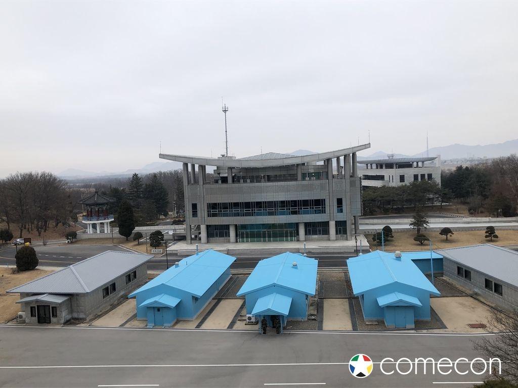 DMZ Zona demilitarizzata Corea