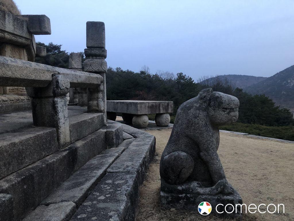 Dinastia Koryo tombe nordcorea