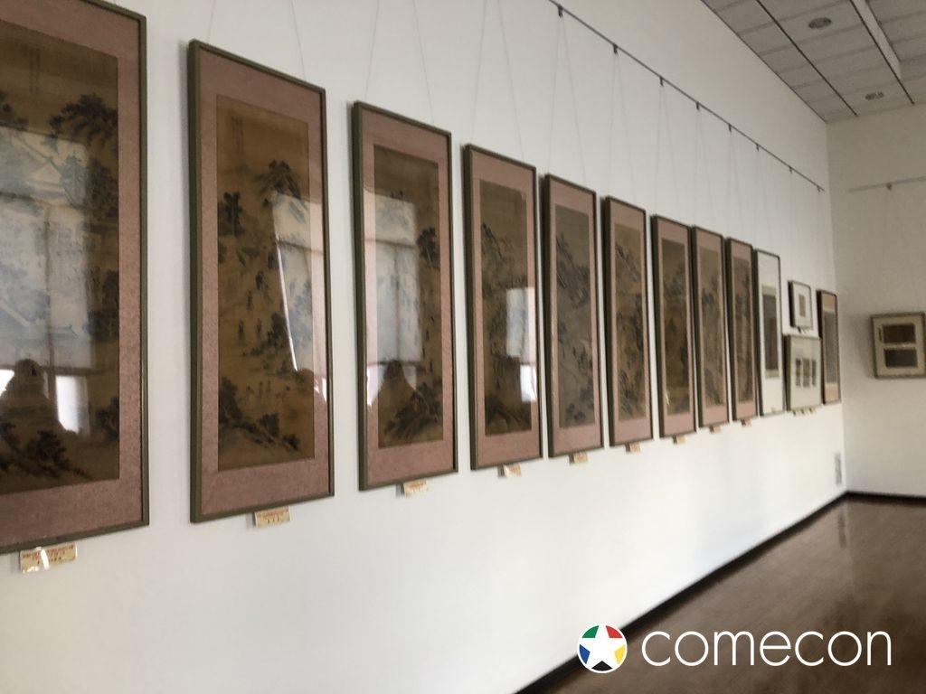 Galleria arte Nord Corea