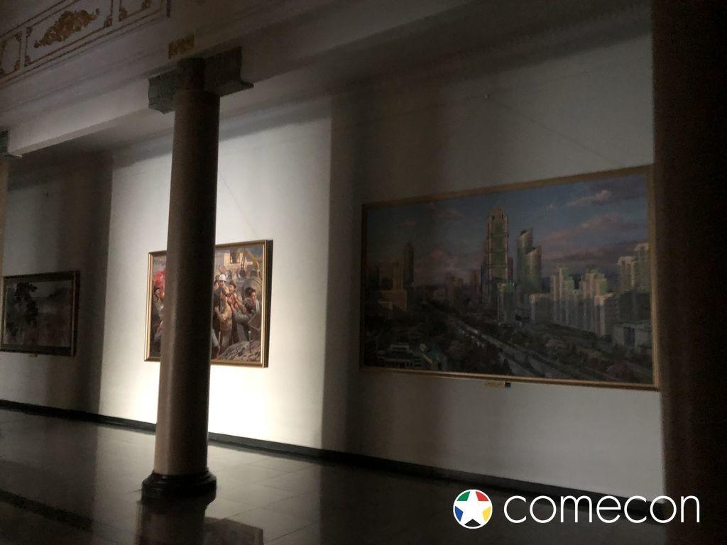 Galleria d'arte Pyongyang