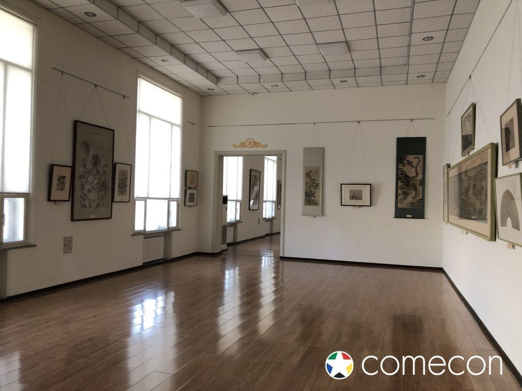Museo arte quadri Nord Corea
