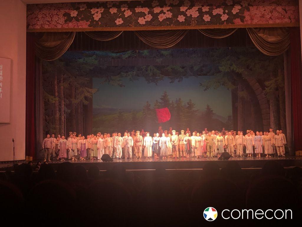 Teatro Nord Corea
